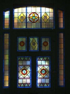 Philip Bradbury Glass -  - Buntglasfenster