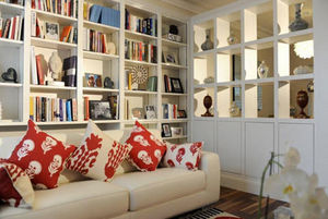 JAMES MAYOR FURNITURE -  - Bibliothek