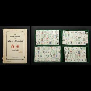 Expertissim - jeu de mah jong - Spielekoffer