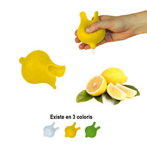 WHITE LABEL - presse citron innovant transparent - Zitruspresse