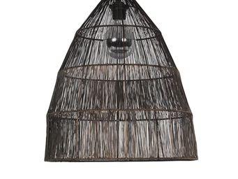 BLANC D'IVOIRE - bali gm - Deckenlampe Hängelampe