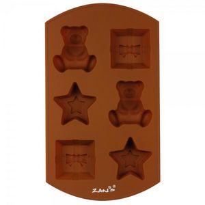 La Chaise Longue - moule à chocolat ours - Kuchenform