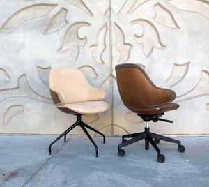 TABISSO - ciel- - Bürostuhl Für Schreibkräfte
