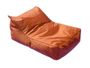 Cotton Wood - fauteuil de piscine flottant orange - Schwimmsessel