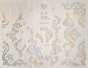 EDITION BOUGAINVILLE - trianon vintage ghost dune - Moderner Teppich