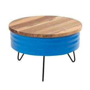 Mathi Design - table basse favelas - Runder Couchtisch
