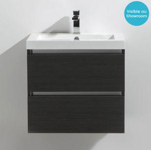 Thalassor - city 60 grogio - Waschtisch Möbel