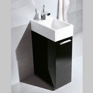 BURGBAD - crono pour petits espaces - Handwaschbecken