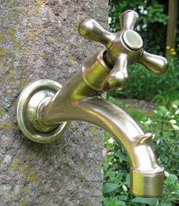 Replicata - wasserhahn kreuzgriff - Gartenwasserhahn