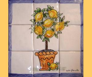 Kate Glanville -  - Keramikfliese