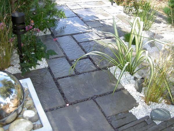 Polystone Bodenplatten Aussenbereich Beton Marlux Decofinder