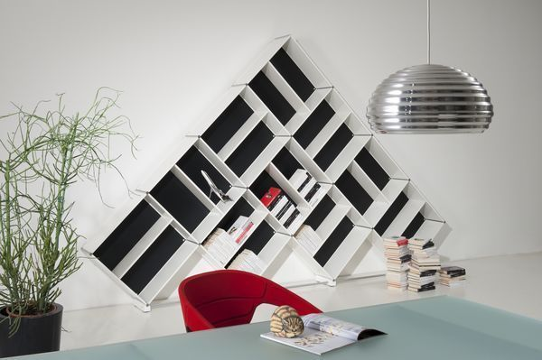 FITTING - Offene-Bibliothek-FITTING-Fitting Pyramid 4 PURE WHITE