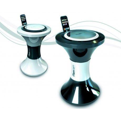 Branex Design - Lautsprecher-Branex Design-Branex Design - iTam Tam Vogue M3 - Station d'Acc