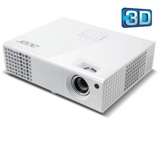 ACER - Video light projector-ACER-Vidoprojecteur 3D H6510BD