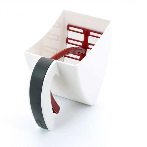 Cuisipro - Mehlsieb-Cuisipro-Pelle tamis design rouge et blanche