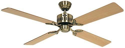 Casafan - Deckenventilator-Casafan-Ventilateur de plafond, TELESTO MA, 132 Cm, silenc