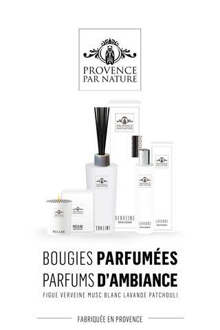 PROVENCE PAR NATURE - Raumparfum-PROVENCE PAR NATURE-bougie, parfum