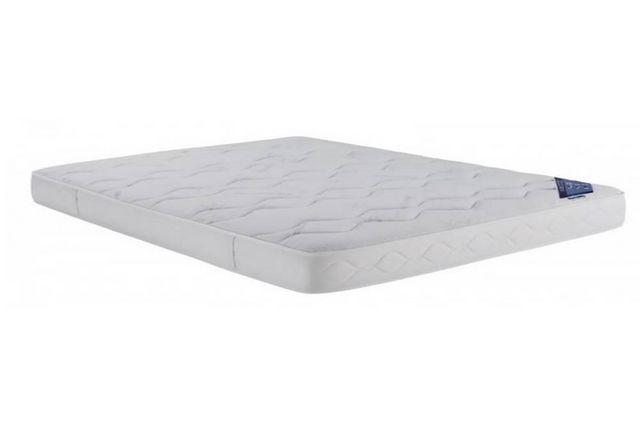 WHITE LABEL - Federkernmatratze-WHITE LABEL-Matelas SLEEPING 2 DUNLOPILLO épaisseur 21cm