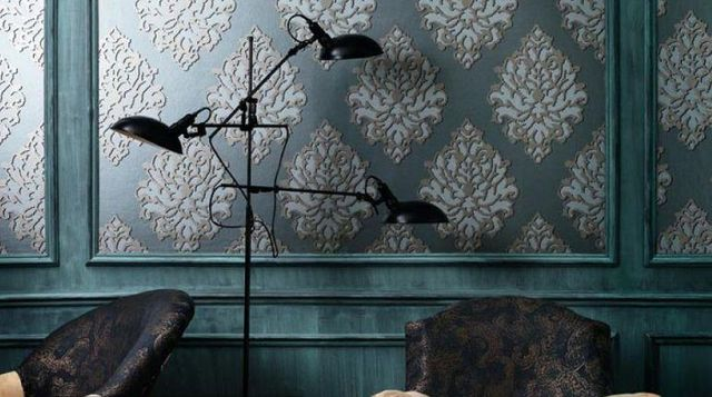 Black Edition by Romo - Wandverkleidung-Black Edition by Romo-Astratto Wallcoverings