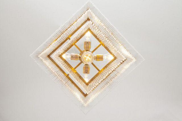 PATINAS - Beleuchtungssystem für Unterhangdecken-PATINAS-Monaco pendant II.