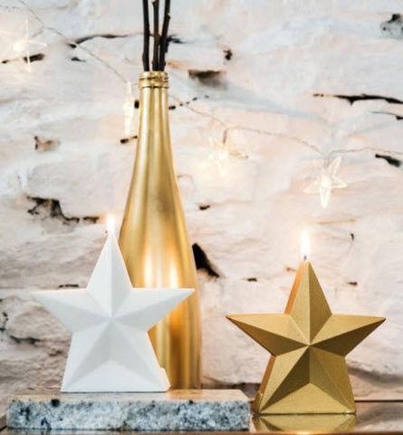 Bougies La Francaise - Weihnachtskerze-Bougies La Francaise