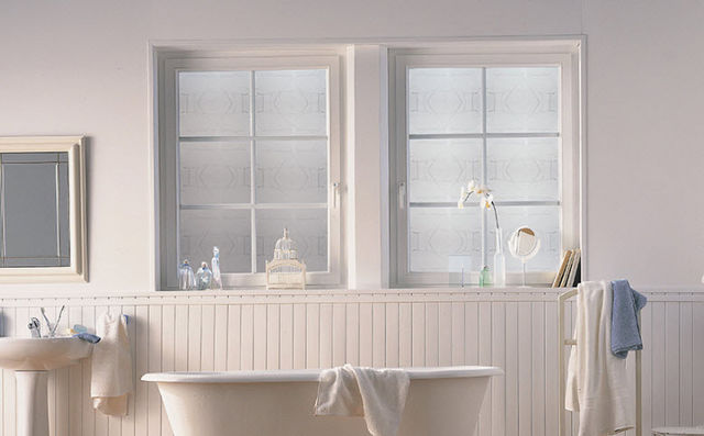 Art And Blind - 2-Flügel-Fenster-Art And Blind