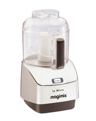 Magimix - Hackmesser-Magimix-Le micro
