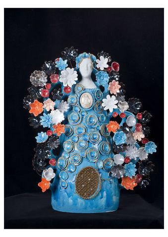 AUZOLLE FABIENNE - Skulptur-AUZOLLE FABIENNE