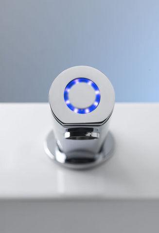 SUPRATECH - Wasserhahn für Handwaschbecken-SUPRATECH-TOUCH BLUE