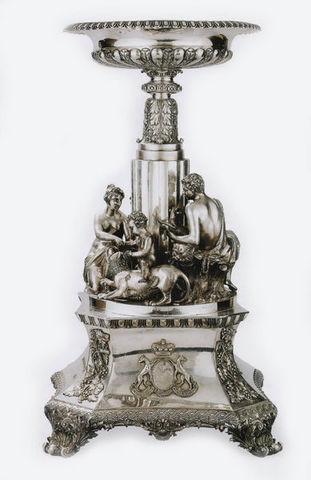 Dario Ghio Antiquites - Dekoschale-Dario Ghio Antiquites