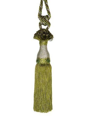 BEST FASHION - Raffhalter-BEST FASHION-Princesse Golden Olive