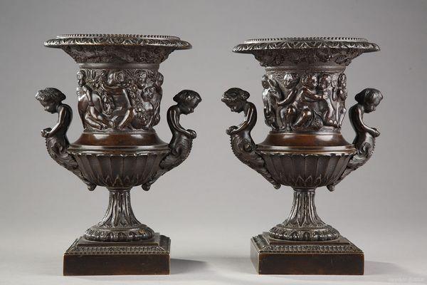 Galerie Atena - Medicis-Vase-Galerie Atena-Vases Médicis