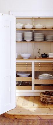 Robinson & Cornish - Küchenschrank-Robinson & Cornish