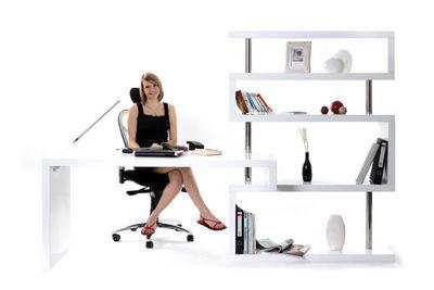 Miliboo - Schreibtisch-Miliboo-T MAX BUREAU