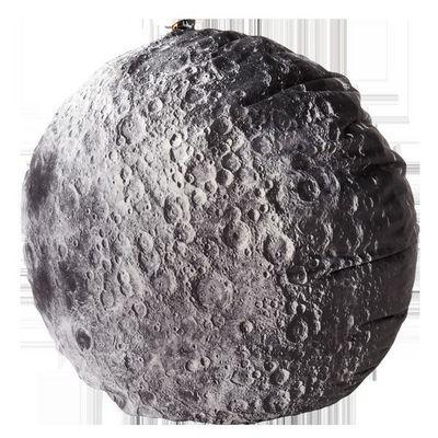 MEROWINGS - Rundes Kisse-MEROWINGS-Moon Cushion