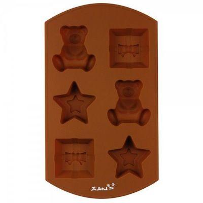 La Chaise Longue - Kuchenform-La Chaise Longue-Moule à chocolat Ours
