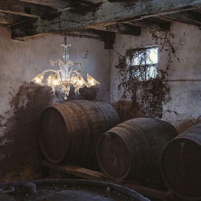 MULTIFORME - Kronleuchter Murano-MULTIFORME-ACCADUEO