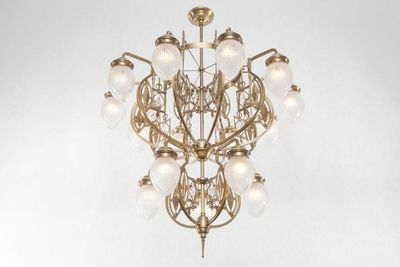 PATINAS - Kronleuchter-PATINAS-Pannon 15 armed chandelier