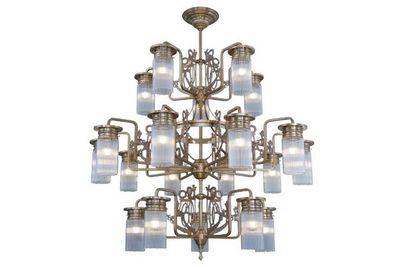 PATINAS - Kronleuchter-PATINAS-Venice 20 armed chandelier