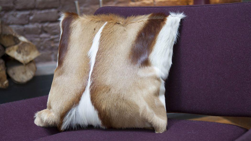 MAISON THURET Cojín cuadrado Cojines, almohadas & fundas de almohada Ropa de Casa  |