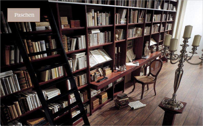 PASCHEN Librería abierta Librerías Armarios Cómodas Despacho   Clásico