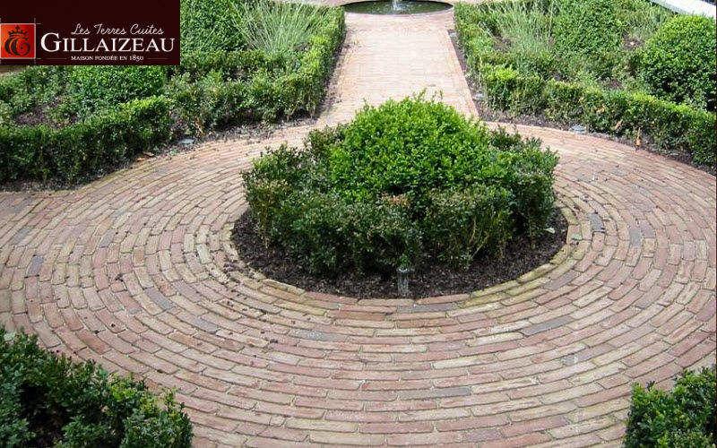 Gillaizeau Baldosas de terracota para suelo Baldosas para suelo Suelos Terraza | Rústico
