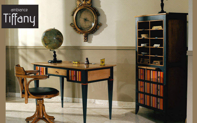 Ambiance Tiffany Escritorio Mesas y escritorios Despacho Despacho | Rústico