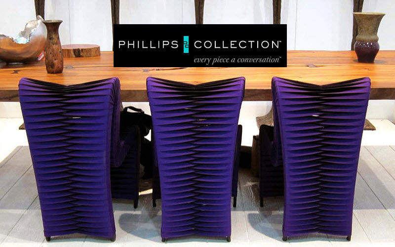 Phillips Collection Silla de recepción Sillas Asientos & Sofás Comedor | Ecléctico