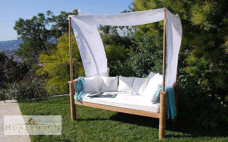 Honeymoon Sofá para jardín Salones completos de jardín Jardín Mobiliario  |