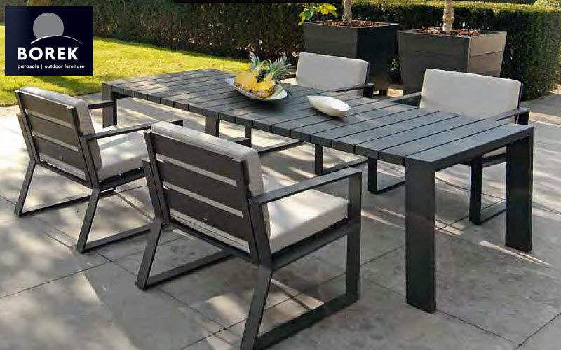 Borek Comedor de exterior Mesas de jardín Jardín Mobiliario  |