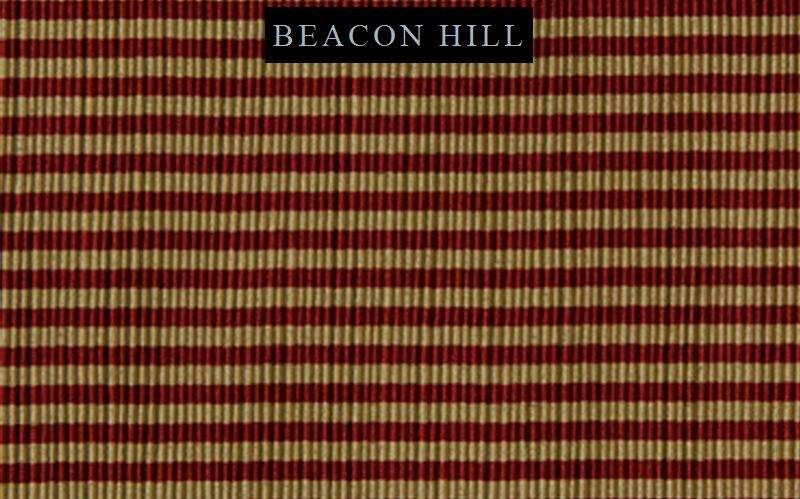 Beacon Hill Tela de rayas Telas decorativas Tejidos Cortinas Pasamanería  |
