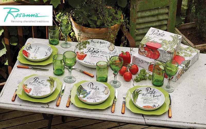 Rosanna Plato para espaguetis Presenta-platos Vajilla  |