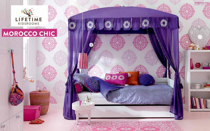 Lifetime Kidsrooms Habitación juvenil 11-14 años Dormitorio infantil El mundo del niño  |