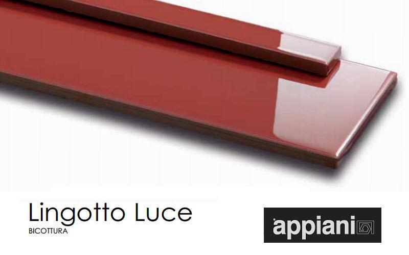 Appiani Listel Azulejos para paredes Paredes & Techos   